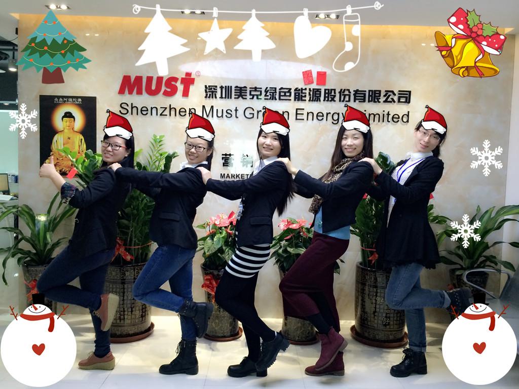 MUST POWER LIMTIED Merry X-Mas (1)