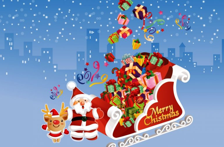 MUST POWER Sales Team wish you Merry X-Mas & Happy New Year 2015