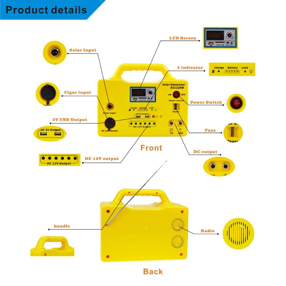 Energy-Portable-Solar-System