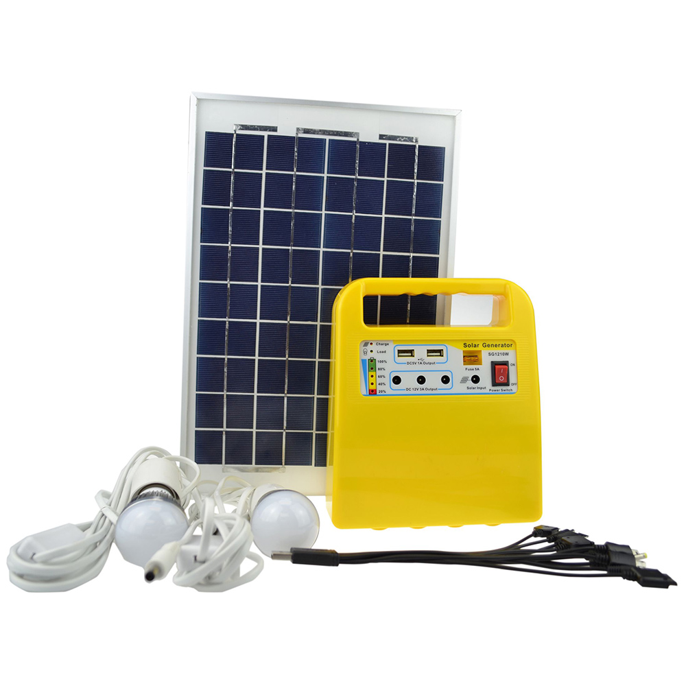 SG1210W Series Solar Lighting System