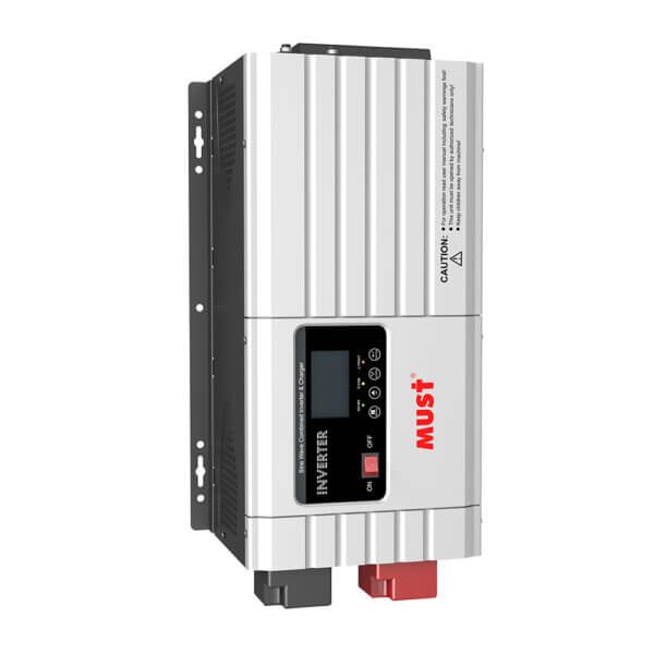 EP3000 Pro2 Series Low Frequency Pure Sine Wave Inverter (1-6KW)