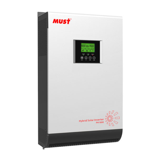 PH1800 Plus Series High Frequency On/Off Grid Hybrid Solar Inverter (1.5-5KW)