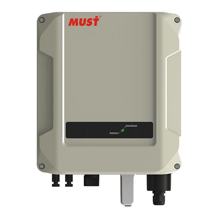 PH2000 DTL Series Single Phase On Grid Solar Inverter (3.6-5KW)