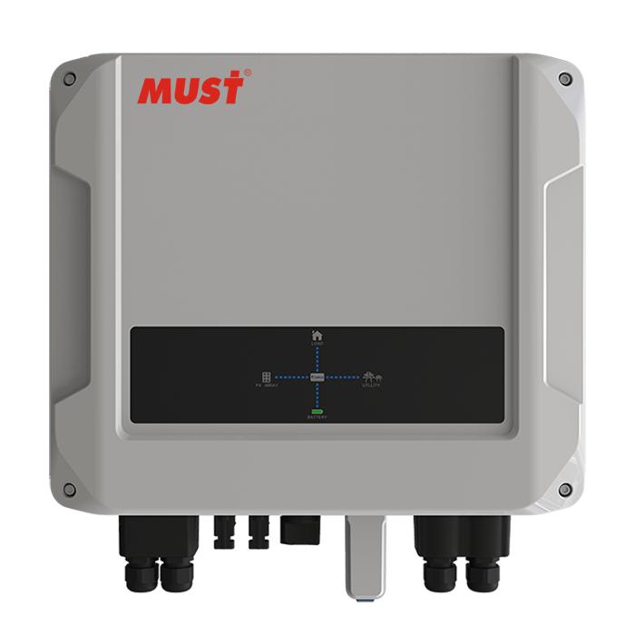 PH2000 ES Series Hybrid Storage Solar Inverter (3.6-5KW)