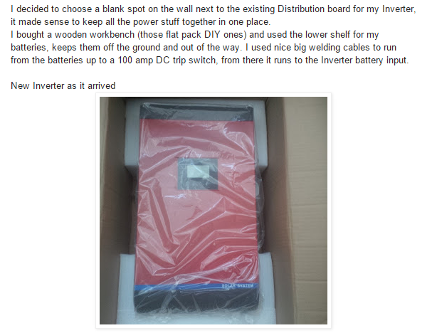 PH18MPK Series Solar Inverter Testimonials from Customer