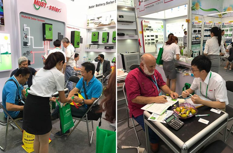 MUST POWER WIN GREAT SUCCESS IN the 120th Canton Fair!