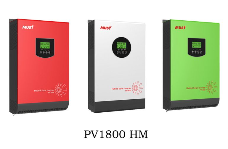 NEW Model PV1800 HM Solar Inverter Launched!