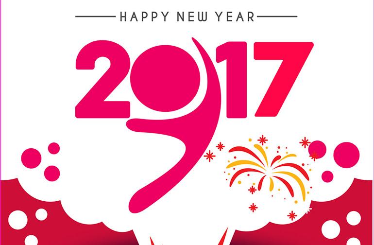 HAPPY NEW YEAR !(2017)