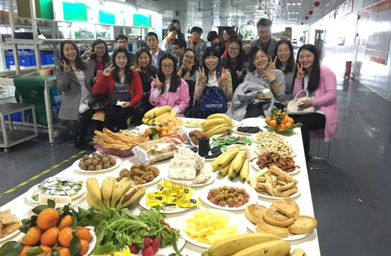 Shenzhen China Feb.6th Must hold Tea Party and Food Festival!