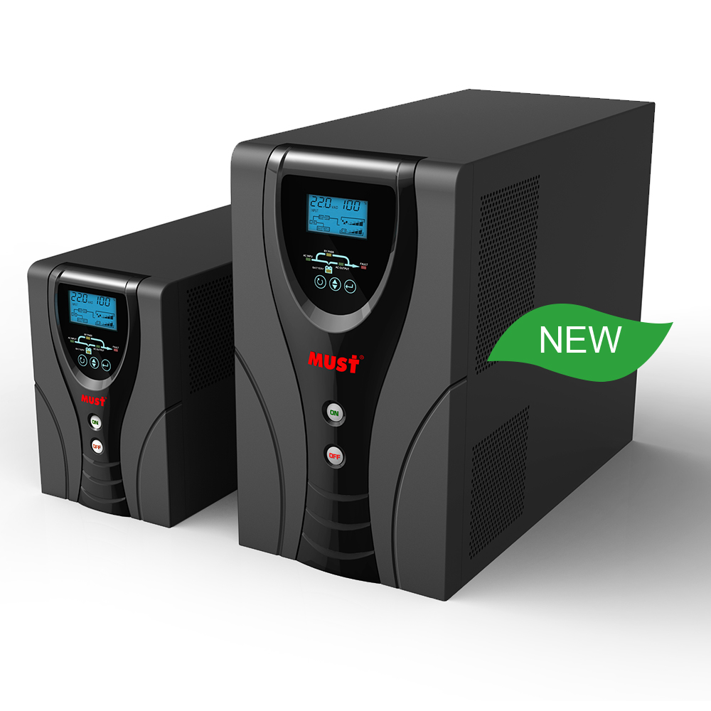 EP2000 Pro Tower Series Low Frequency Pure Sine Wave Inverter (300-1000W)