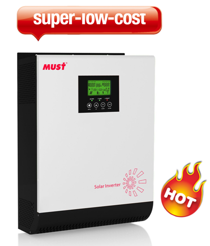 MUST PV18 series solar inverter competitive price! Sales Promotion!