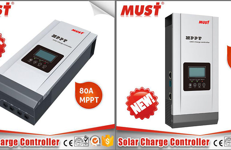 NEW ARRIVAL!!! 80A MPPT CONTROLLER PC16-8015F