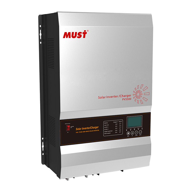 PV3500 Series Low Frequency Off Grid Solar Inverter (4-6KW)