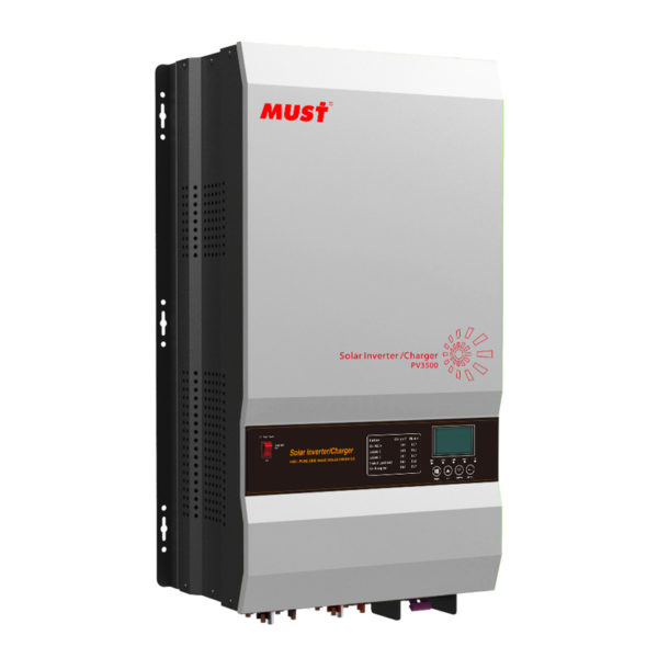 PV3500 Series Low Frequency Off Grid Solar Inverter (8-12KW)