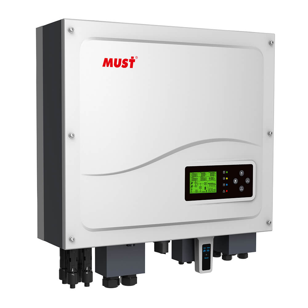 PH1000 Series On/Off Grid Hybrid Solar Inverter (3.6-5KW)