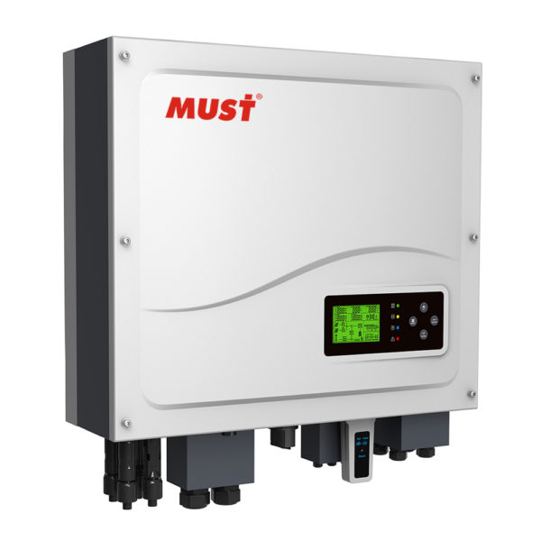 PH1000 Series On/Off Grid Hybrid Solar Inverter (3.6-5KW)