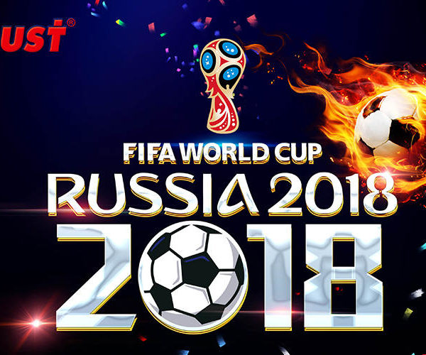 Must power wish the Russian World Cup a complete success!