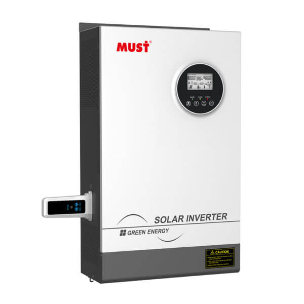 PV1800 Pro Series High Frequency Off Grid Solar Inverter (PV:450V 3/5.2KW)