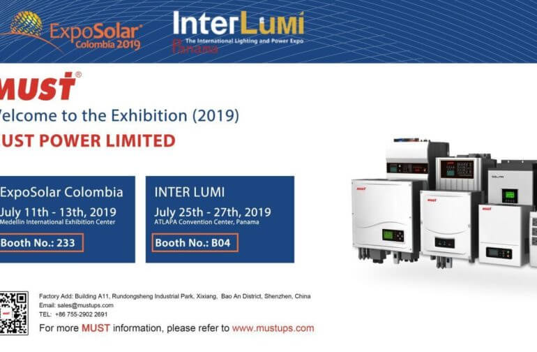 ExpoSolar Colombia & INTER LUMI