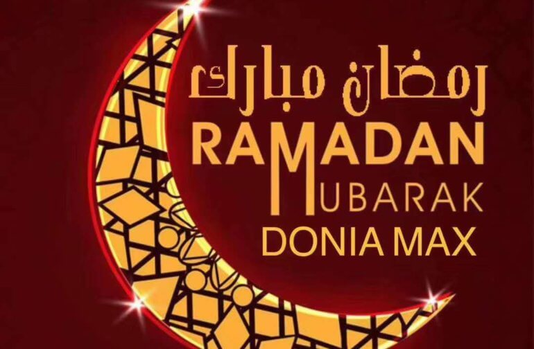 Happy Ramadan to all muslims friend