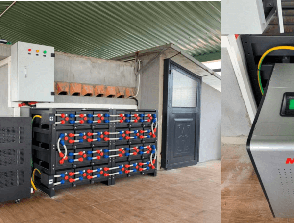 PH3000 12KW installation