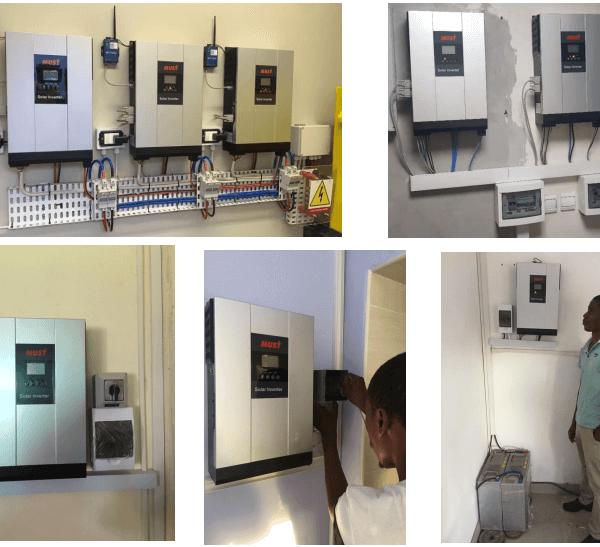 PV1800 VHM installation
