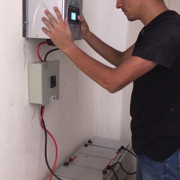 PV3000 MPK installation