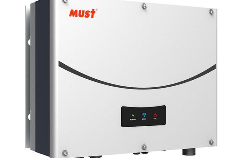 New Arrival PH5000T Series On Grid Solar Inverter (7-15KW)