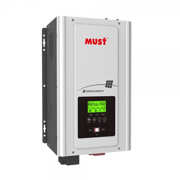 EP3000 Plus Series Low Frequency Pure Sine Wave Inverter (1-6KW)