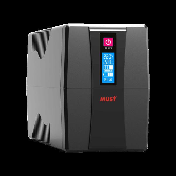 EC60/120 Series DC UPS (60/120W)