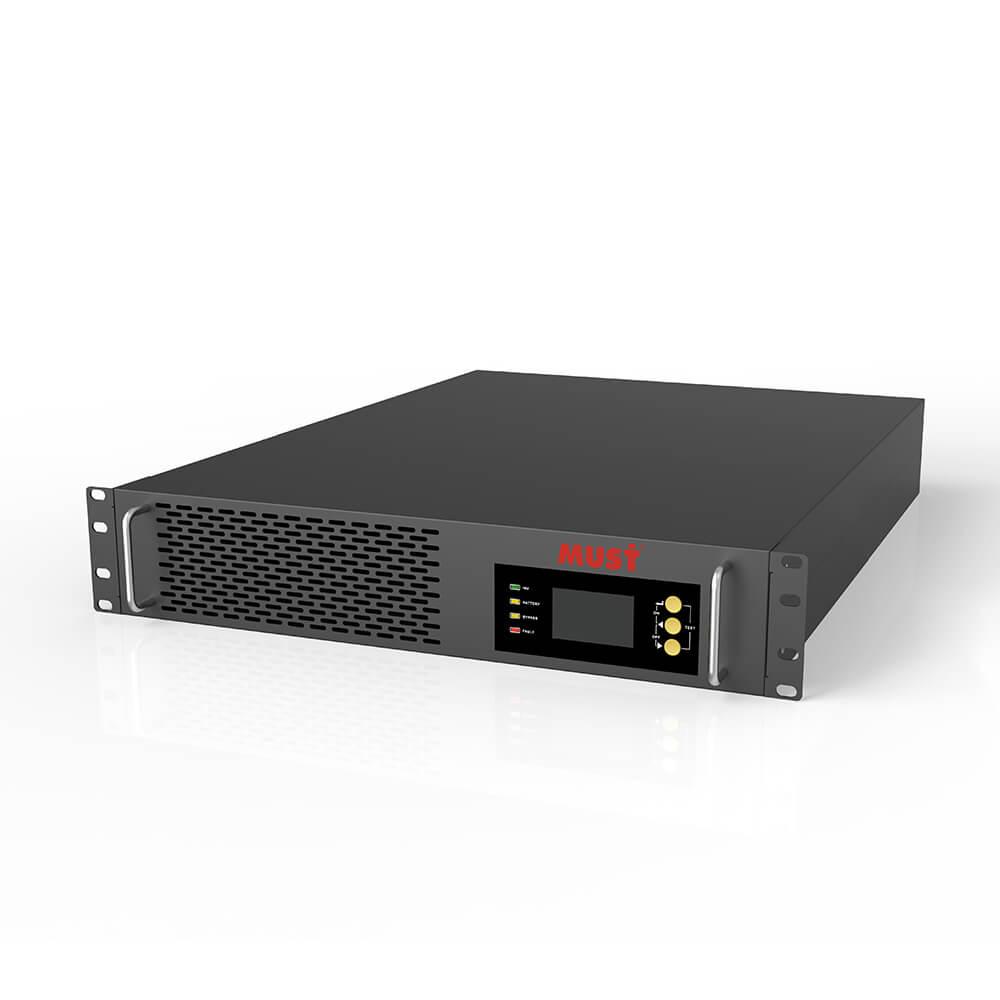 EH5500 Series High Frequency Rack Mount Online UPS (1-10KVA)