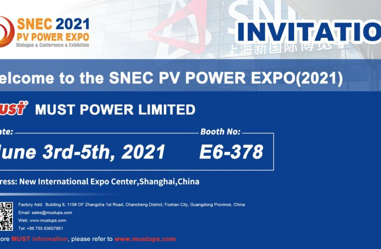 SNEC 2021 PV POWER EXPO