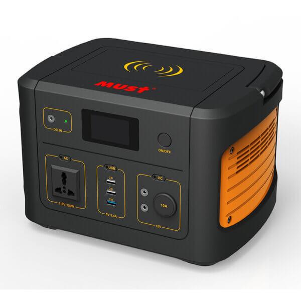 Portable Solar System HBP Series (300-1000W)