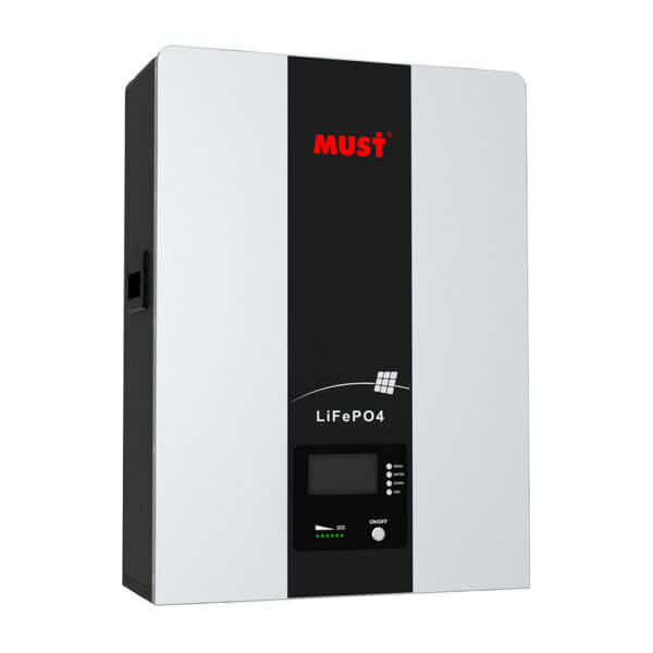 Lithium Iron Phosphate Battery LP16-48100 (51.2V/100Ah)