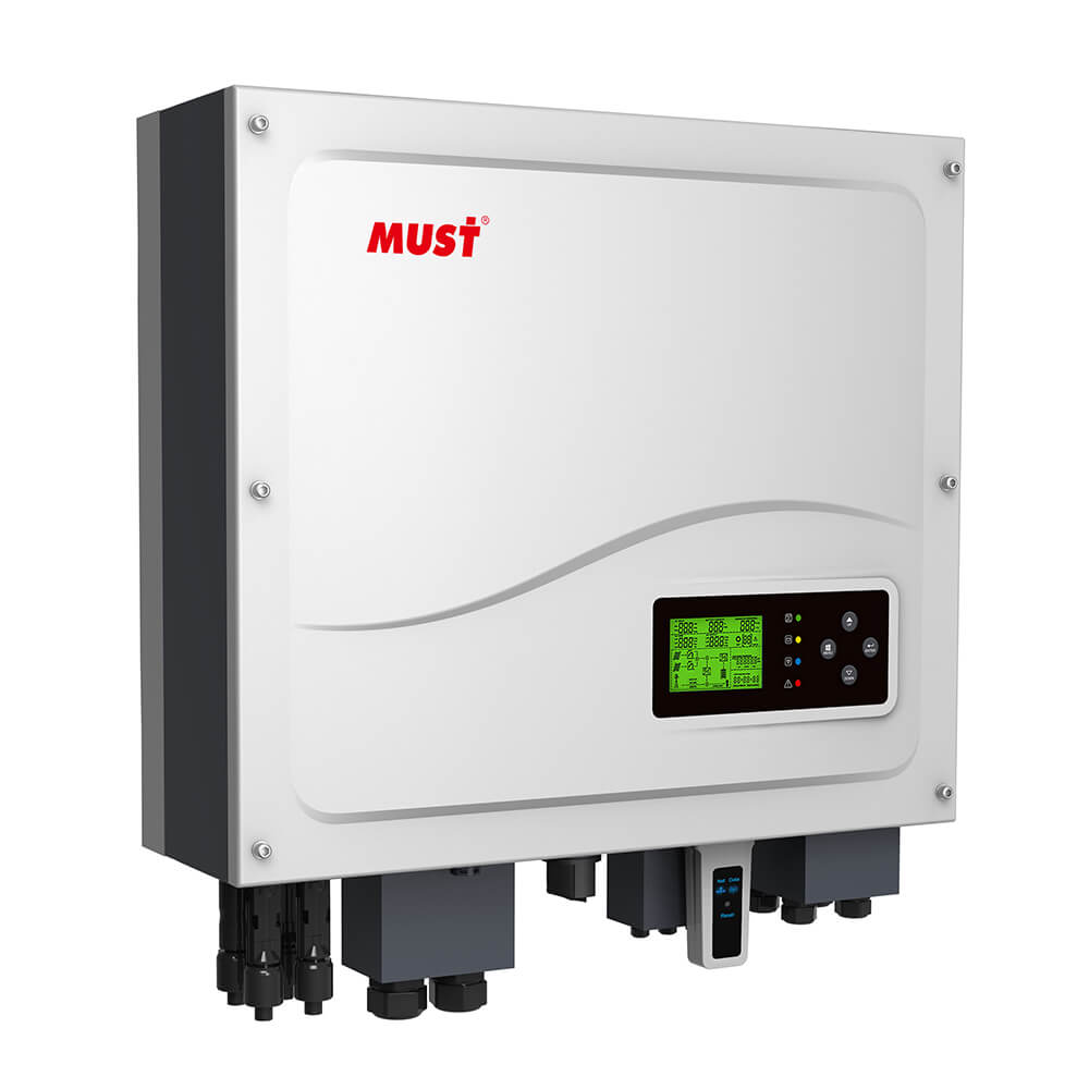 PH1000 Pro Series On/Off Grid High frequency Hybrid Solar Inverter (3.6-5KW)