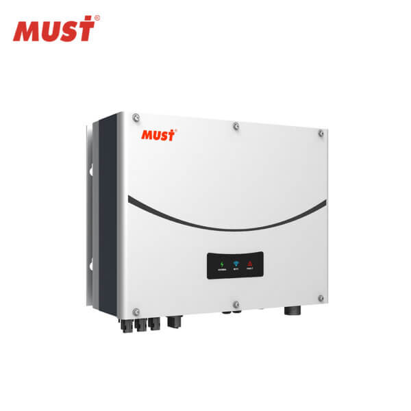 NEW Arrivals!MUST Three Phase On Grid Solar Inverters 7KW-12KW