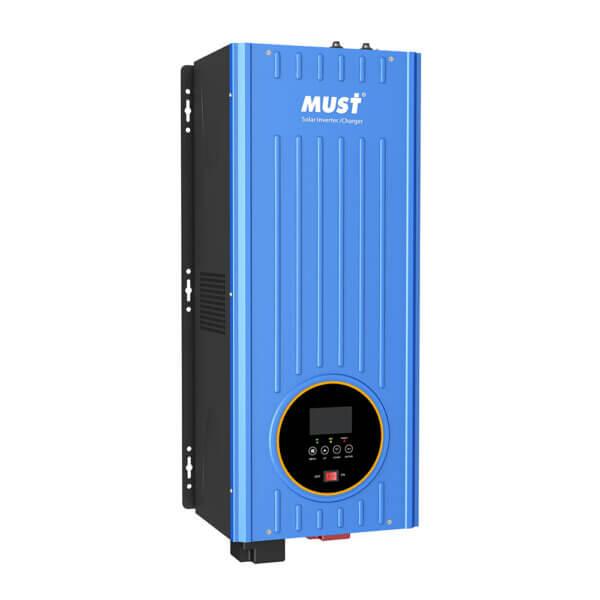 PV3000 LVHM Series Low Frequency Solar Inverter (AC:120V 1-6KW)
